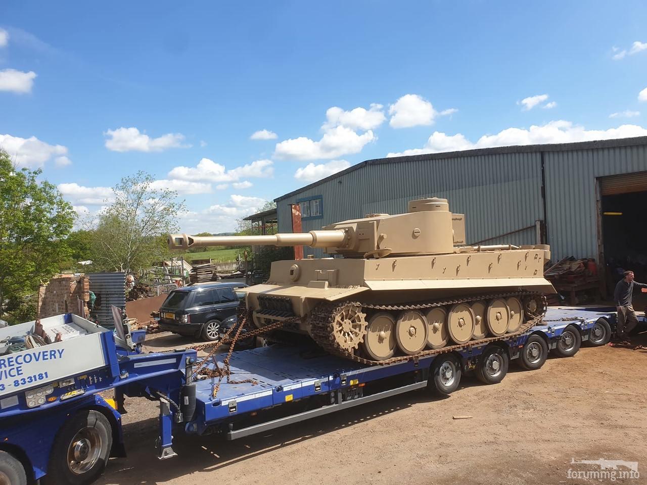 131451 - Деревянный танк