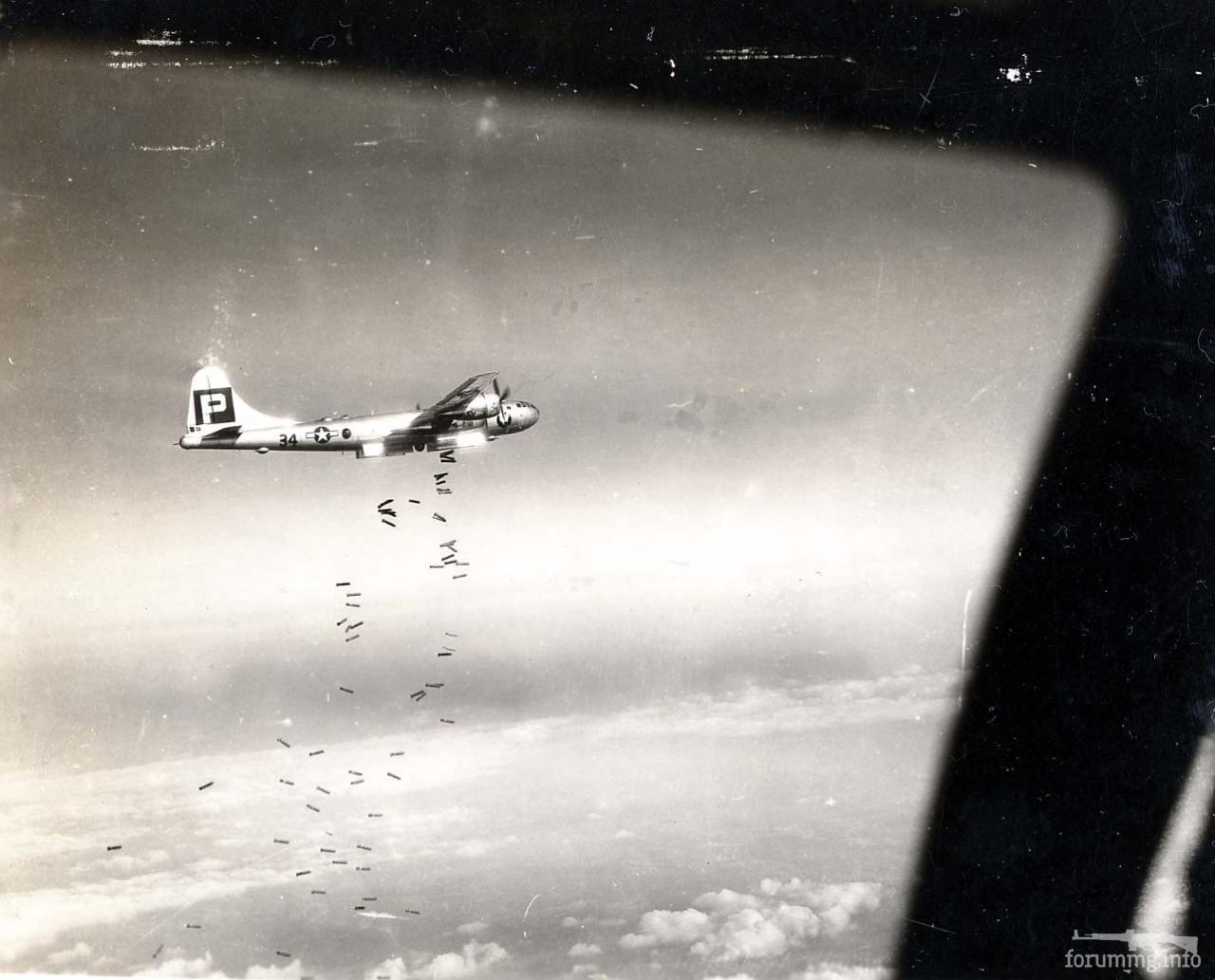 131492 - Стратегические бомбардировки Германии и Японии