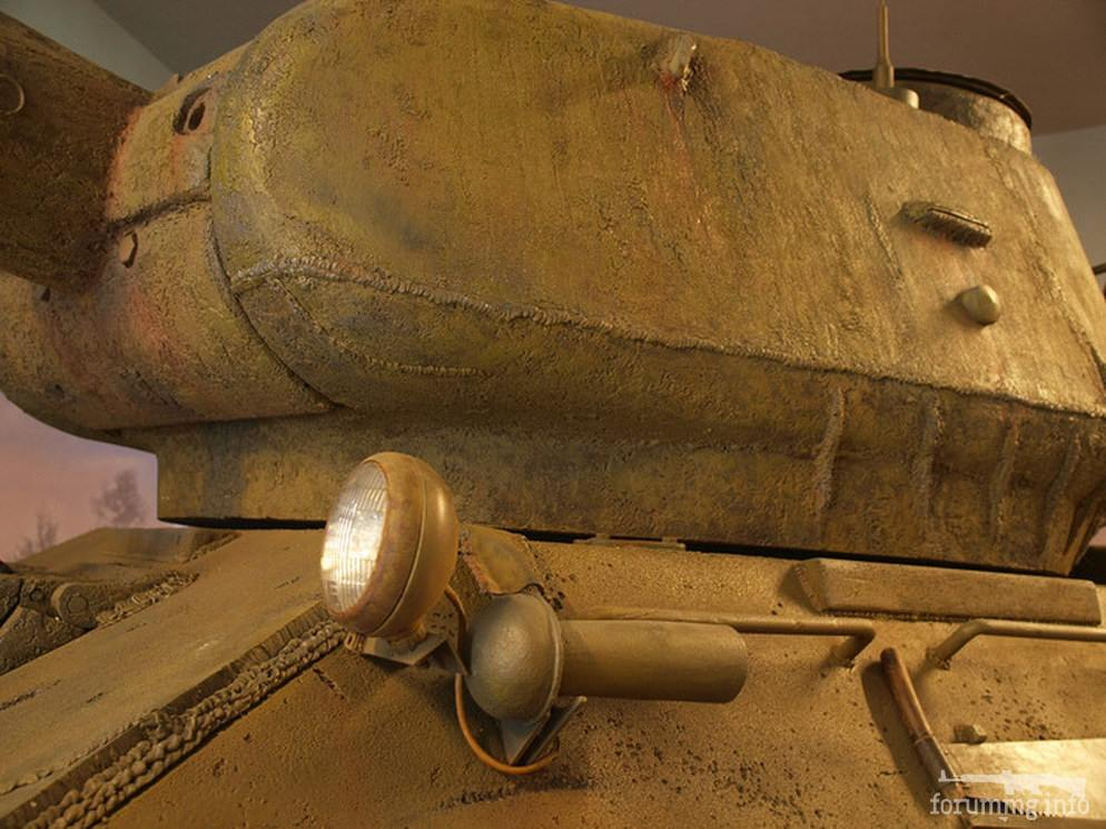 131575 - Деревянный танк