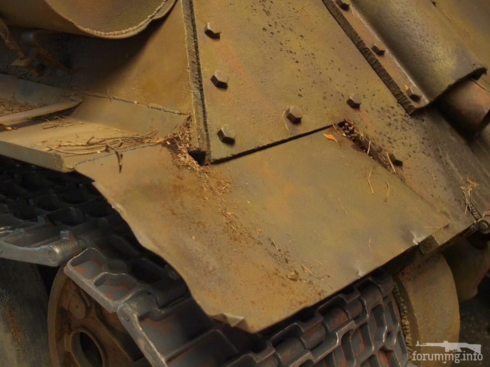 131576 - Деревянный танк