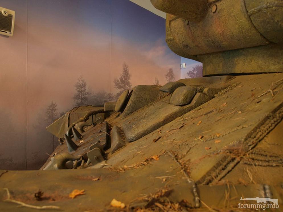 131577 - Деревянный танк