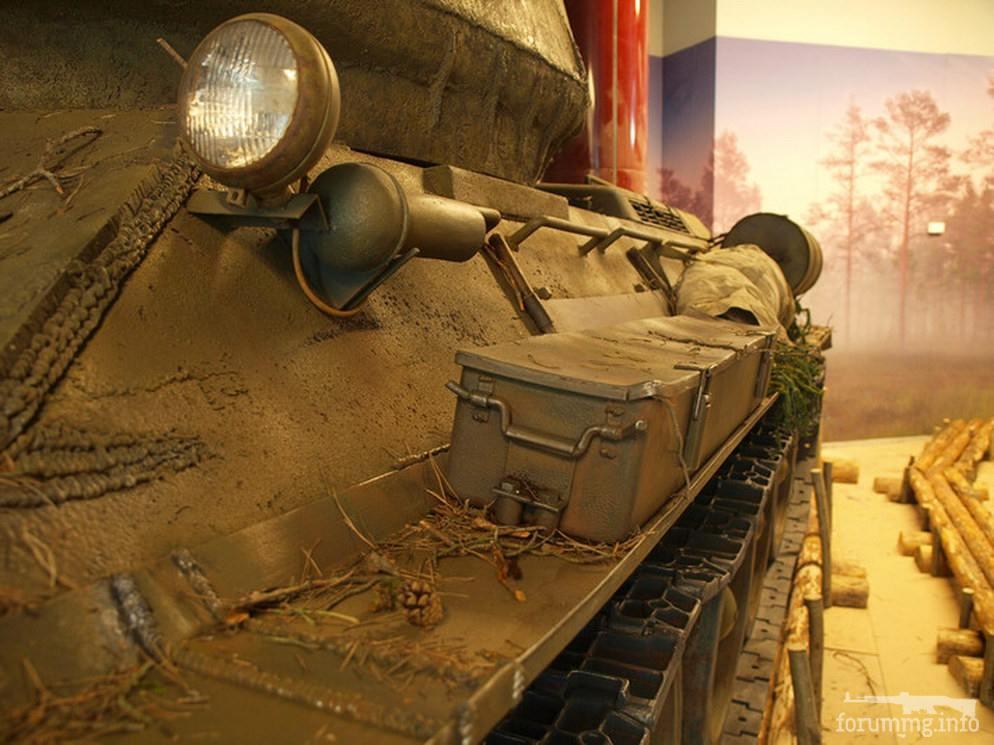 131578 - Деревянный танк