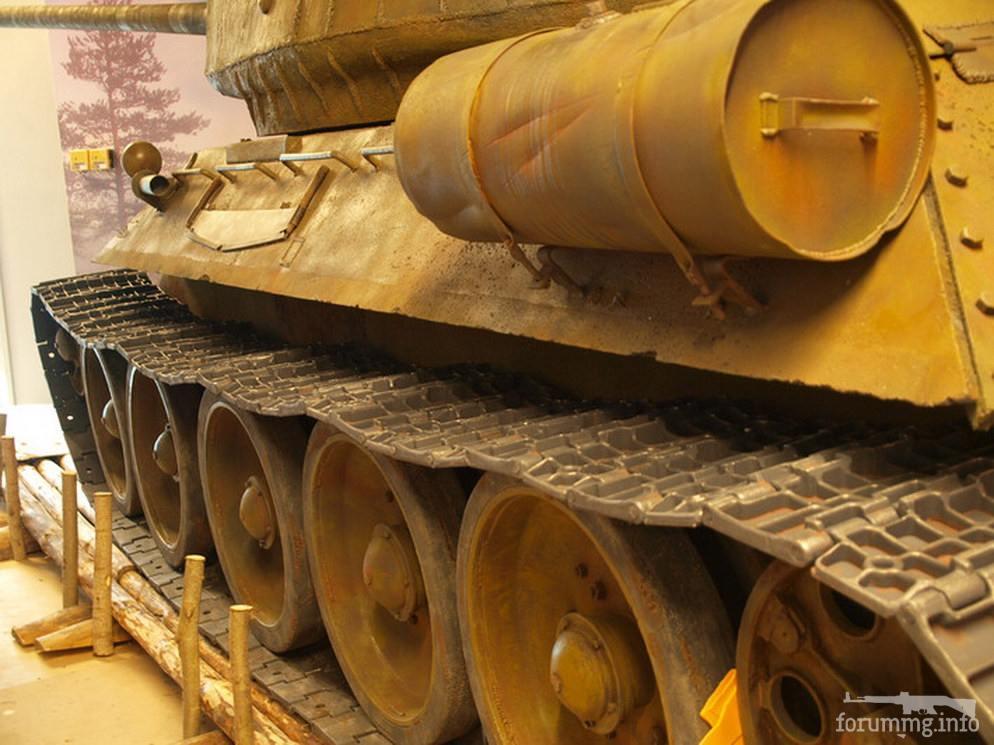 131580 - Деревянный танк