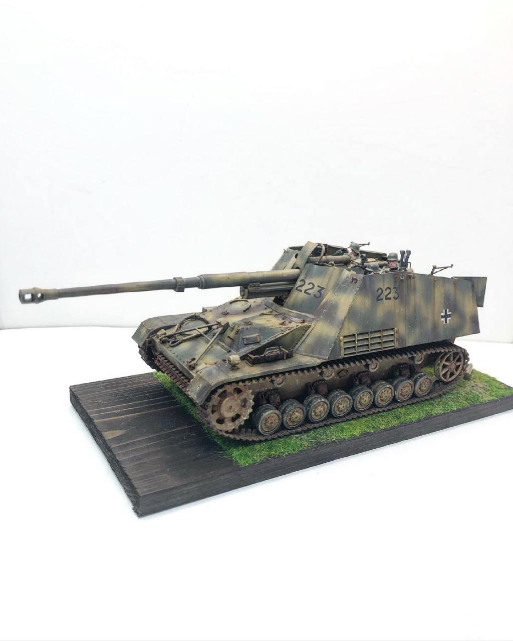 131581 - Модели бронетехники
