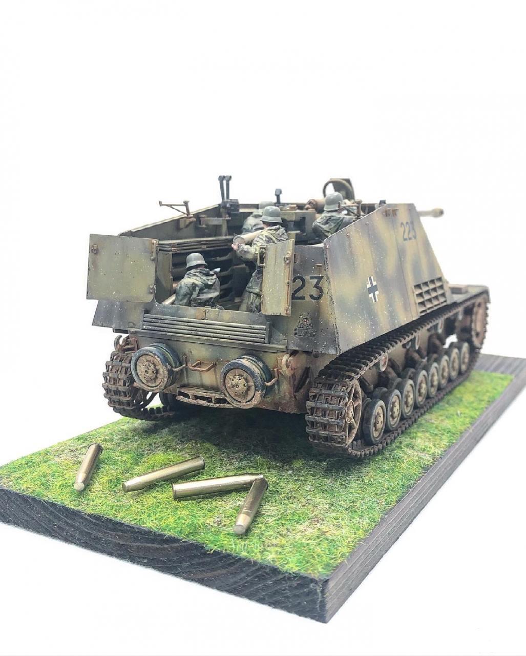 131582 - Модели бронетехники