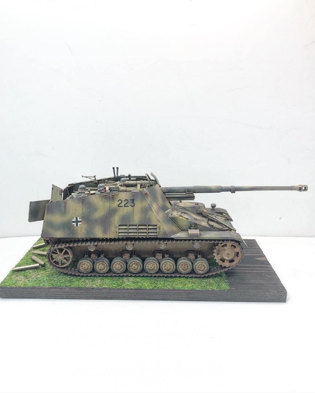 131583 - Модели бронетехники