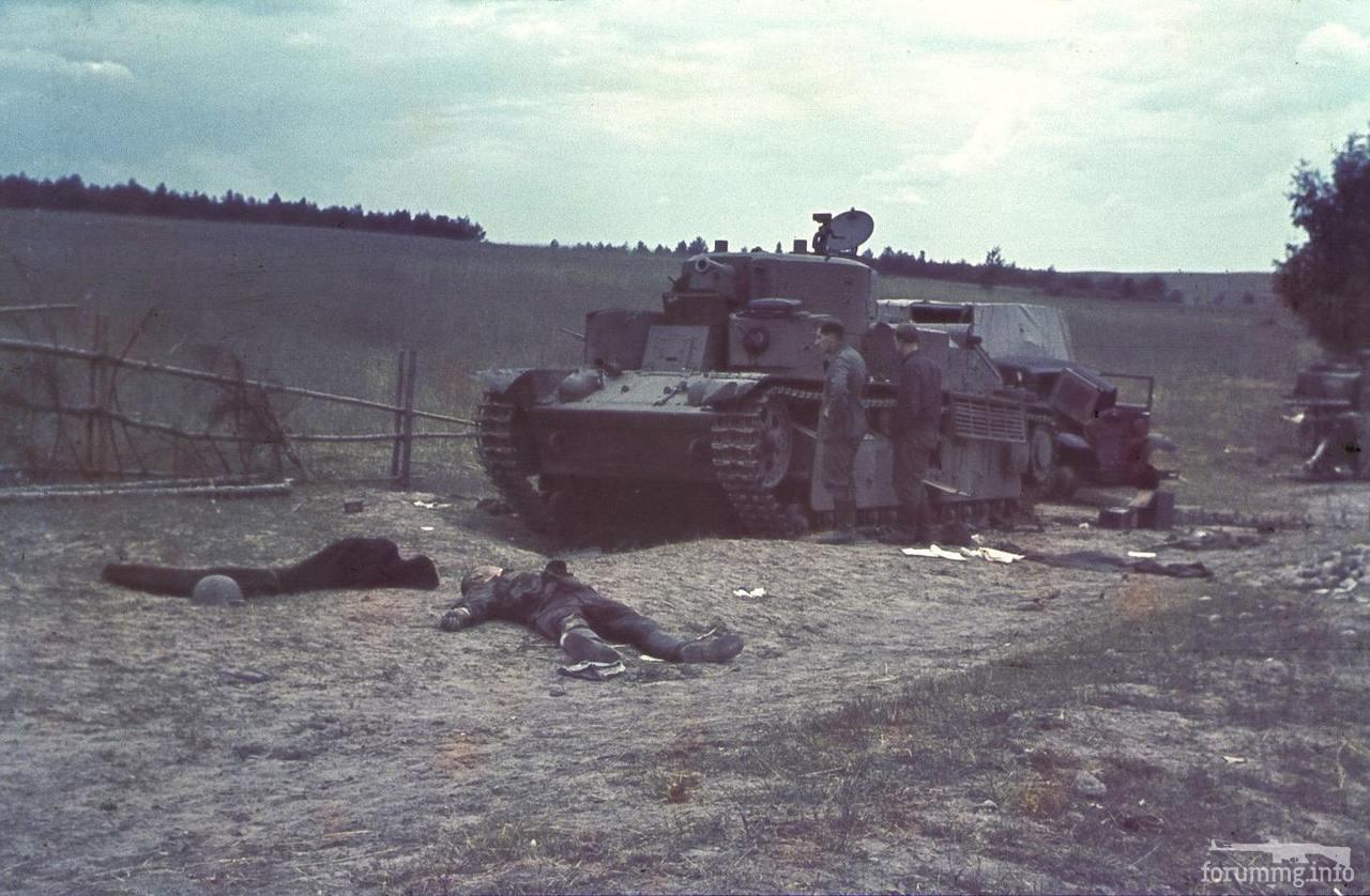 131624 - Лето 1941г,немецкие фото.