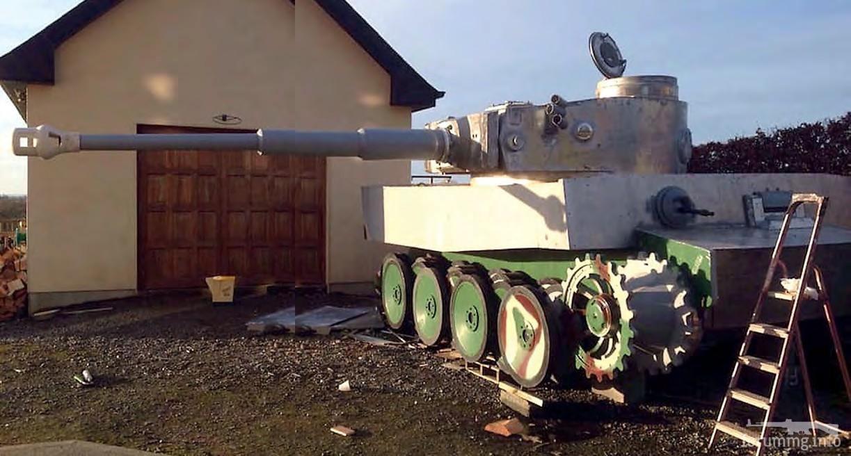 131690 - Деревянный танк