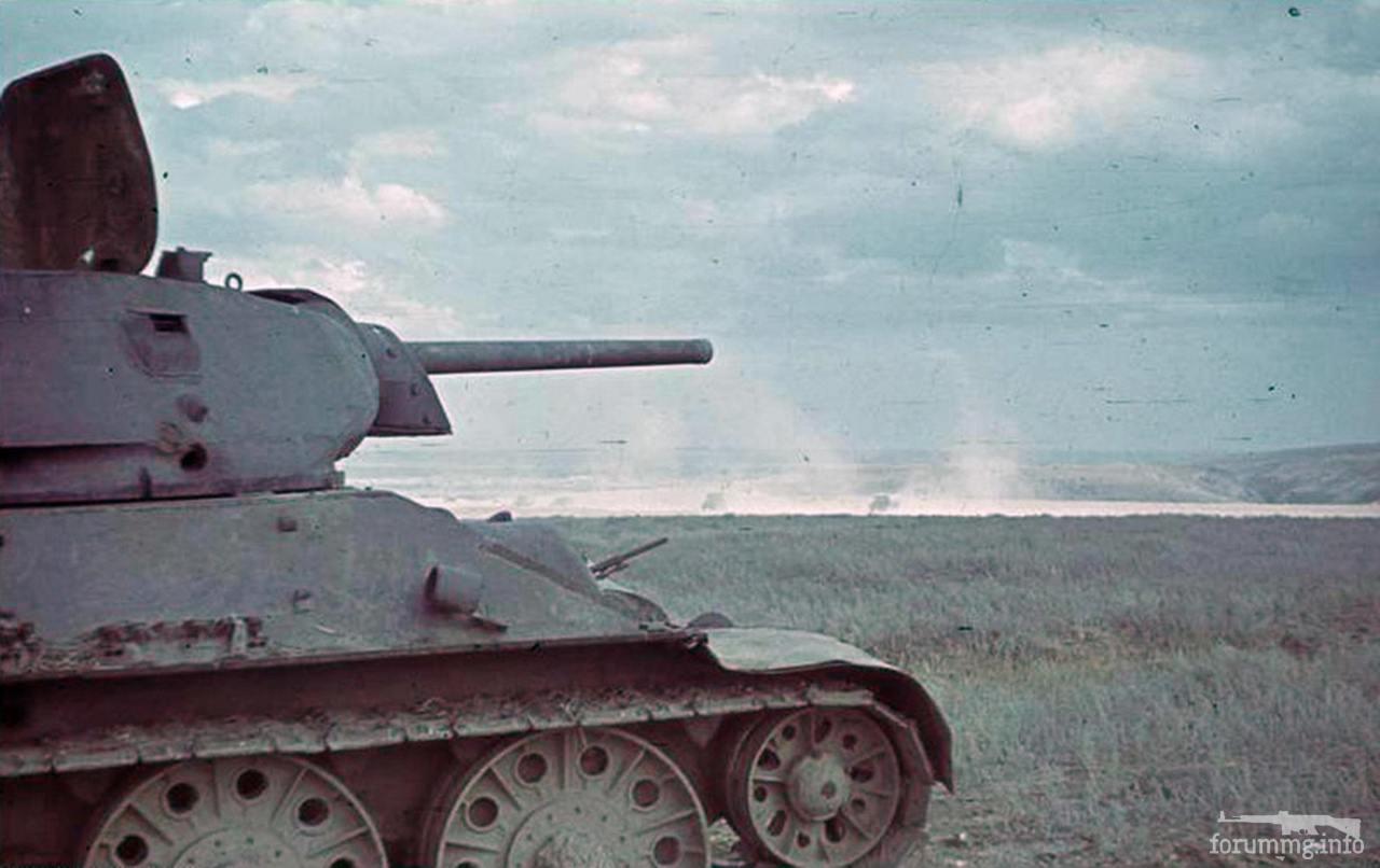 131698 - Военное фото 1941-1945 г.г. Восточный фронт.