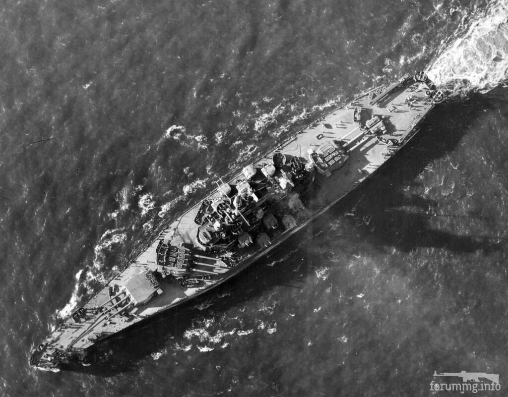 131755 - USS Indiana (BB-58)