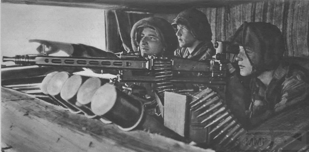 1318 - MG-42 Hitlersäge (Пила Гитлера) - история, послевоенные модификации, клейма...