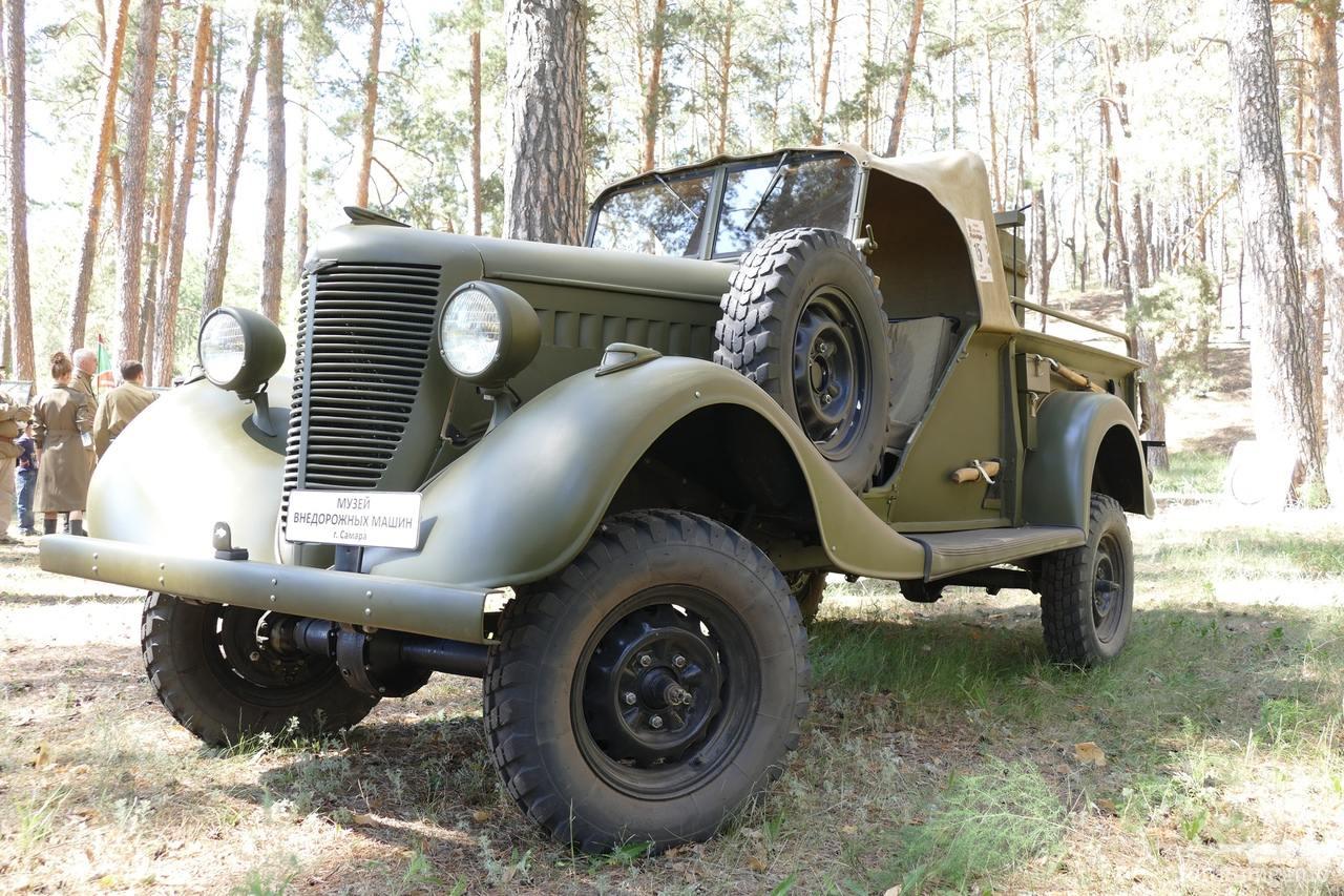 131889 - Советский армейский автотранспорт