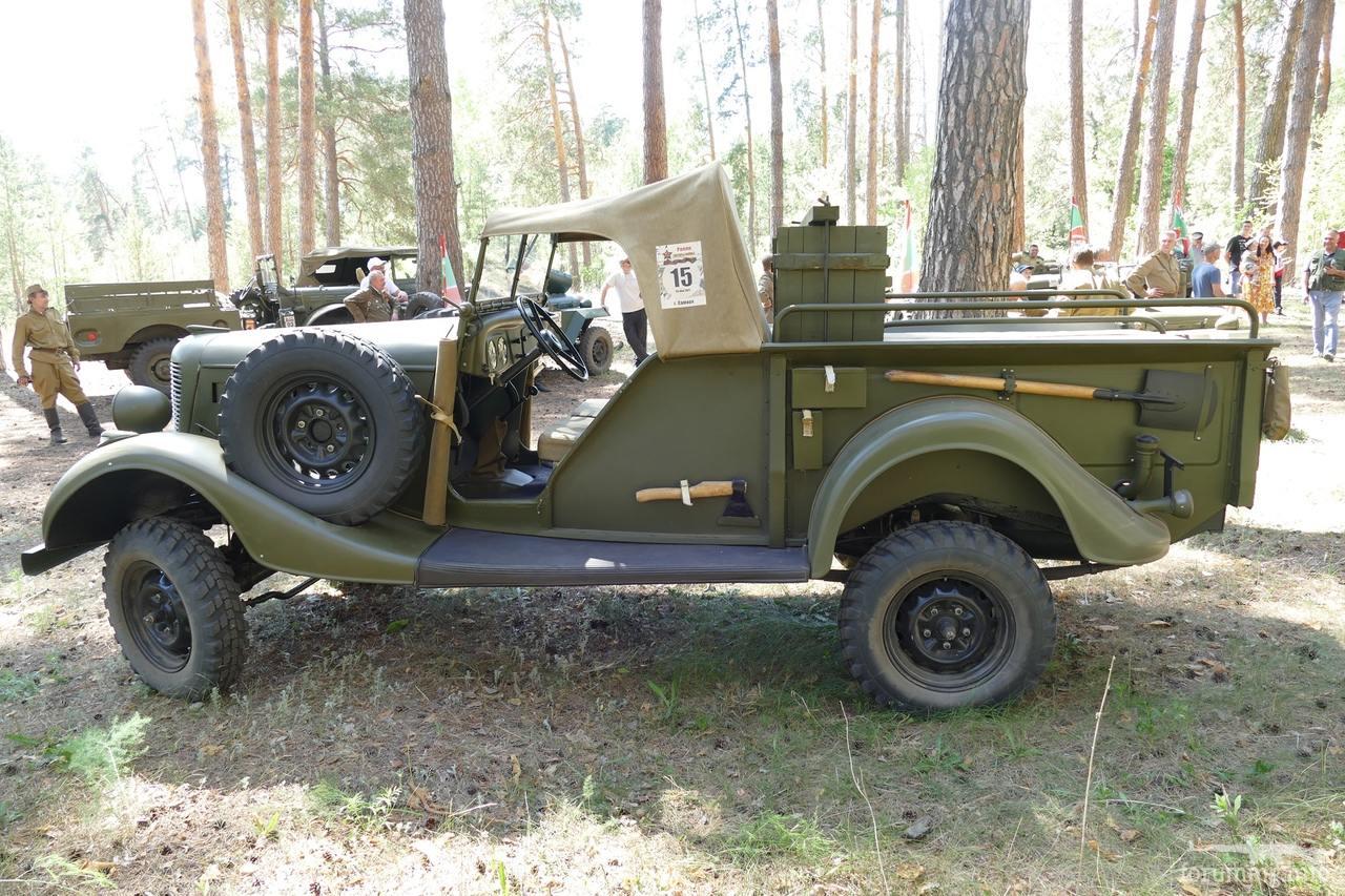 131890 - Советский армейский автотранспорт