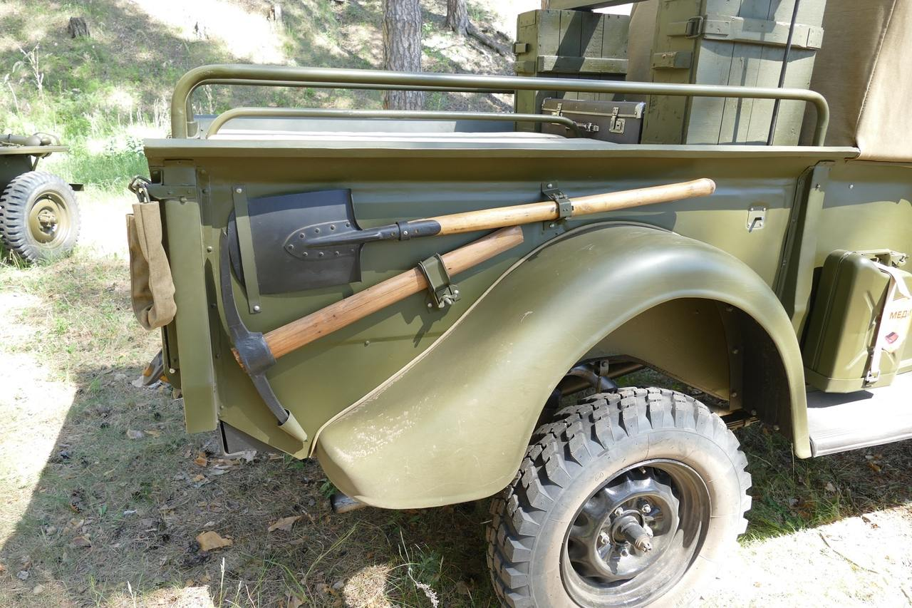 131895 - Советский армейский автотранспорт