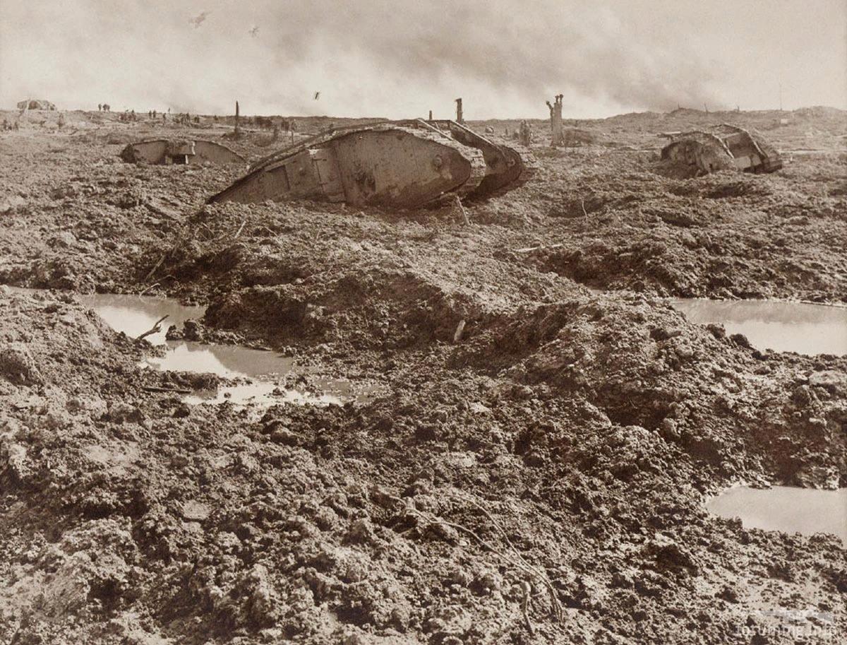 131964 - Военное фото. Западный фронт. 1914-1918г.г.
