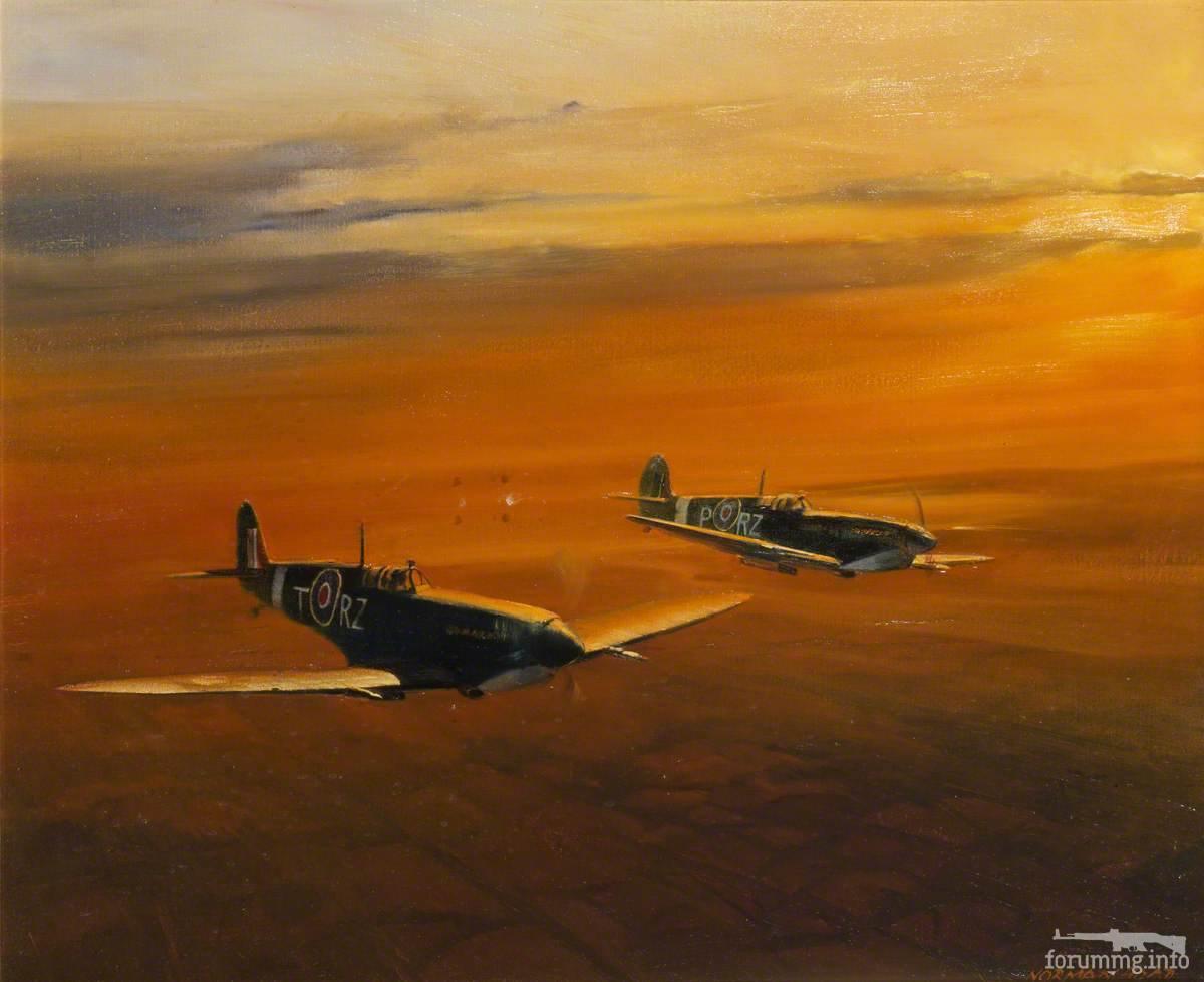 131975 - Художественные картины на авиационную тематику