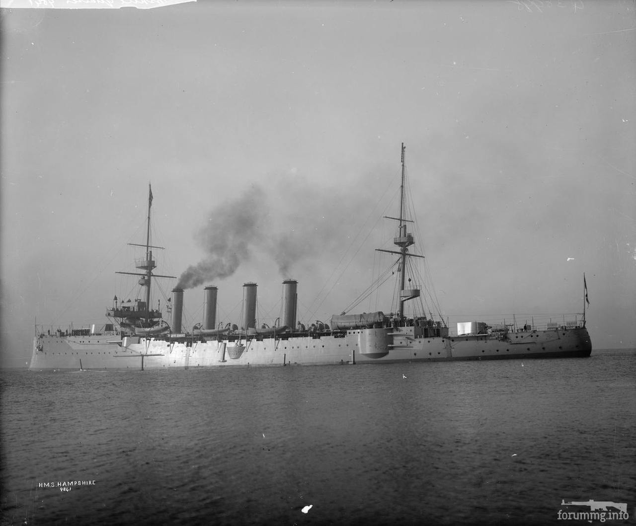132017 - Броненосцы, дредноуты, линкоры и крейсера Британии