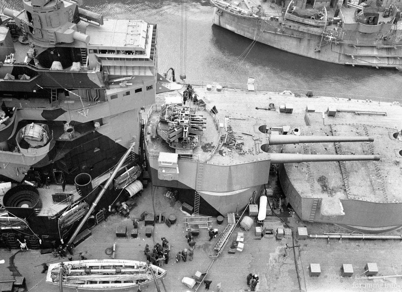 132027 - Броненосцы, дредноуты, линкоры и крейсера Британии