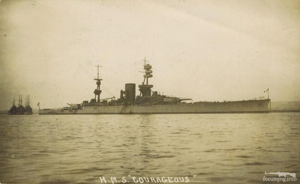 132029 - Броненосцы, дредноуты, линкоры и крейсера Британии