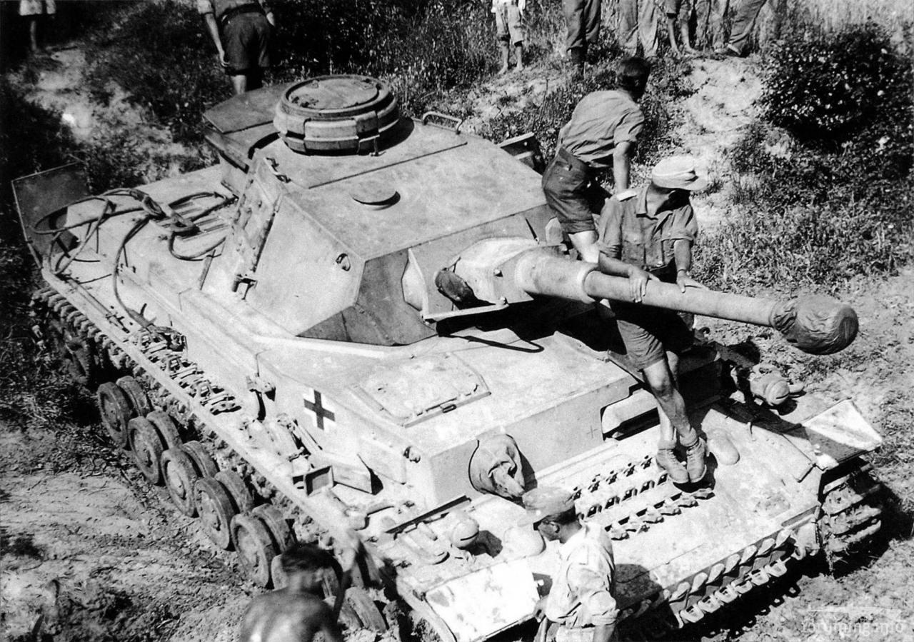 132046 - Achtung Panzer!