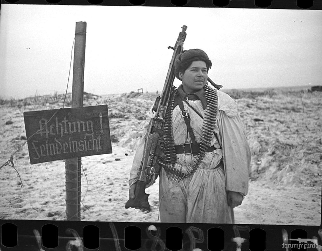 132077 - Военное фото 1941-1945 г.г. Восточный фронт.