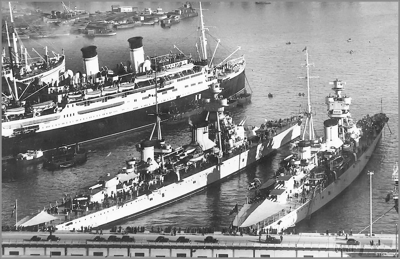 13217 - Regia Marina - Italian Battleships Littorio Class и другие...
