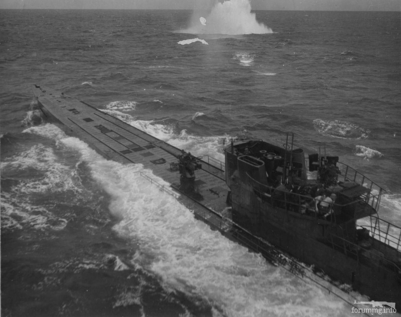 132294 - Уничтожение U-848, 05 ноября 1943 г.