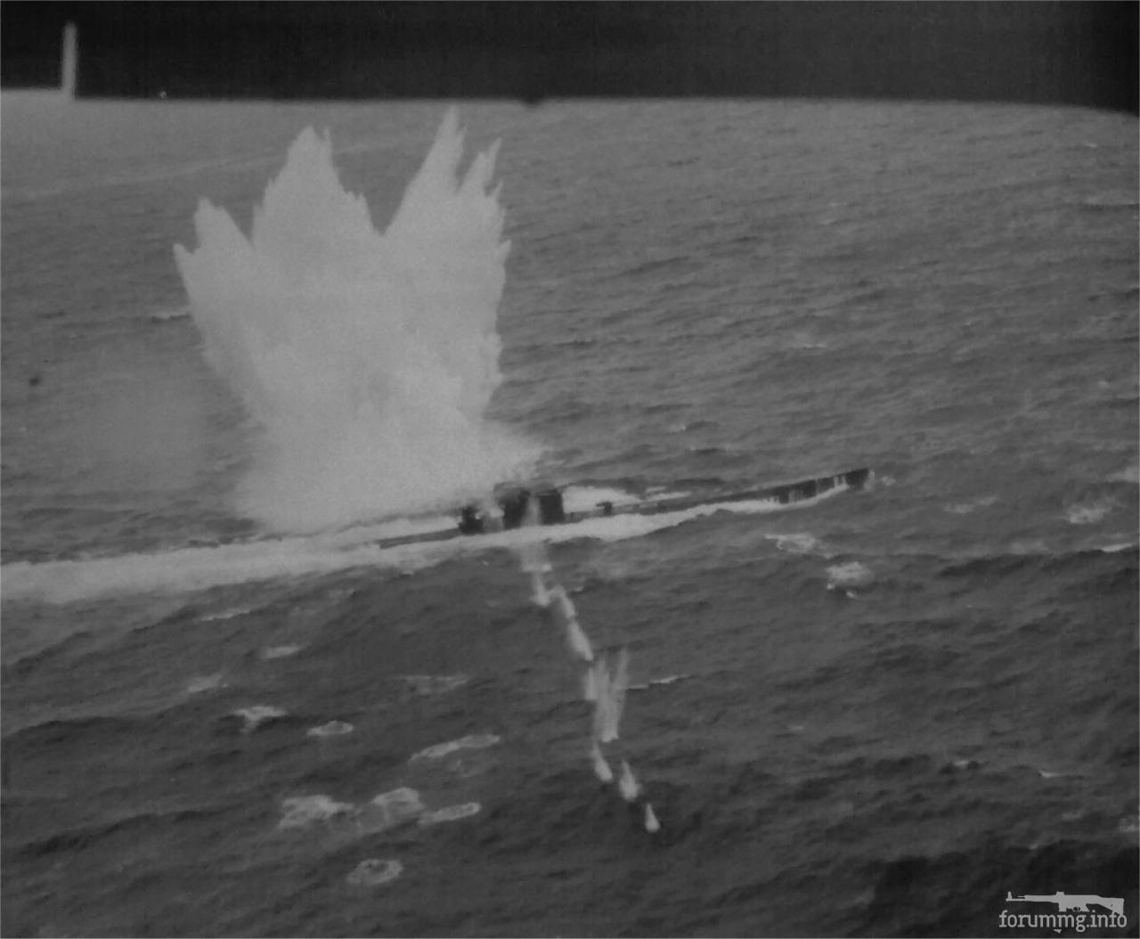 132297 - Уничтожение U-848, 05 ноября 1943 г.