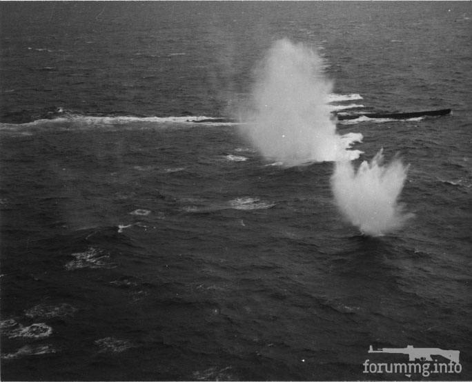 132298 - Уничтожение U-848, 05 ноября 1943 г.