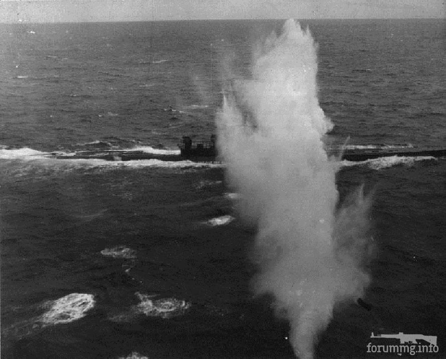 132299 - Уничтожение U-848, 05 ноября 1943 г.
