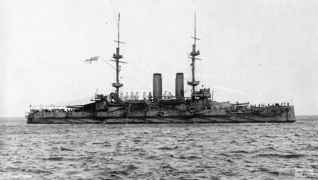 132302 - Броненосец HMS Implacable