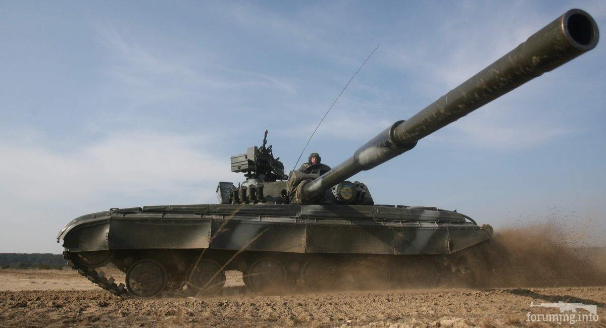 132319 - танк Т-72