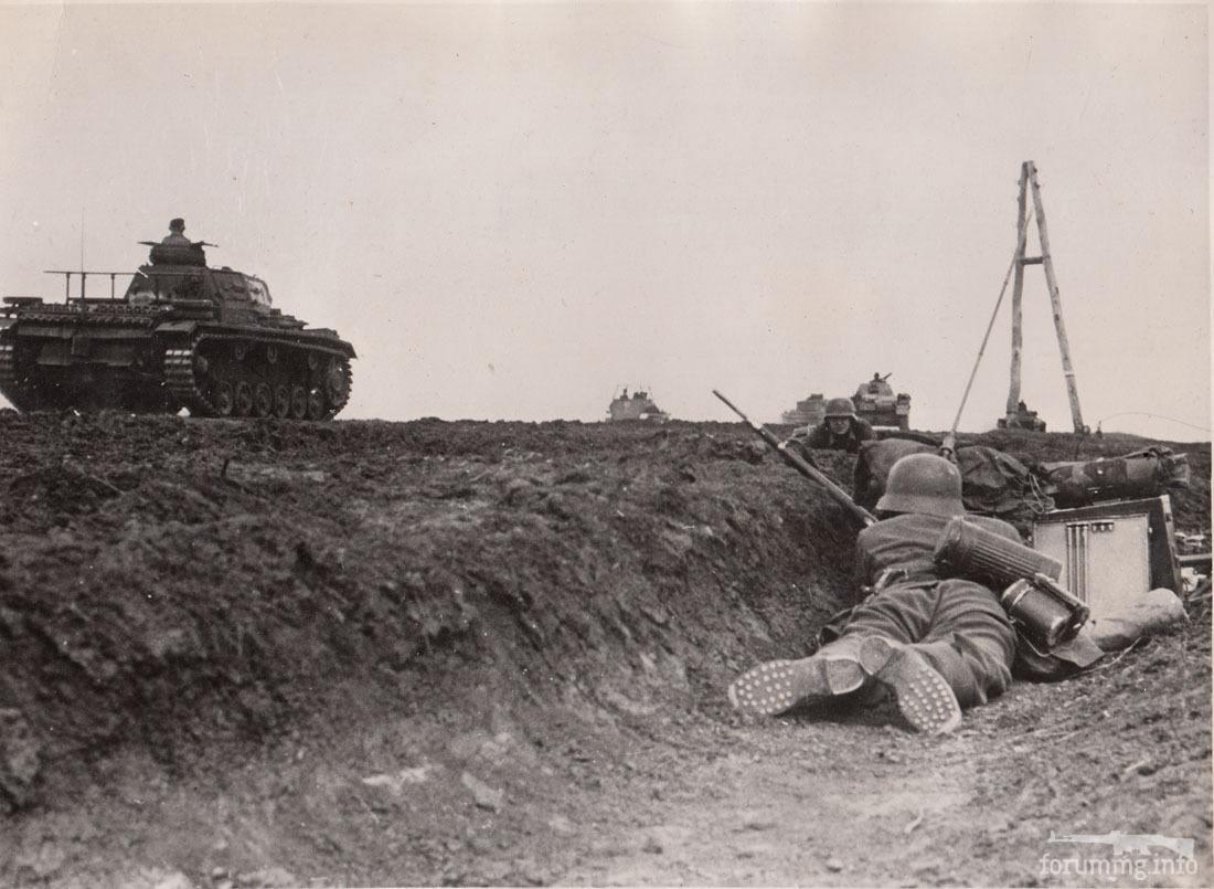 132354 - Военное фото 1941-1945 г.г. Восточный фронт.