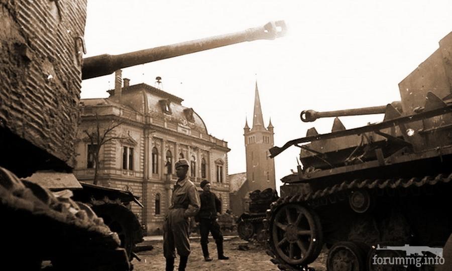 132409 - Военное фото 1941-1945 г.г. Восточный фронт.