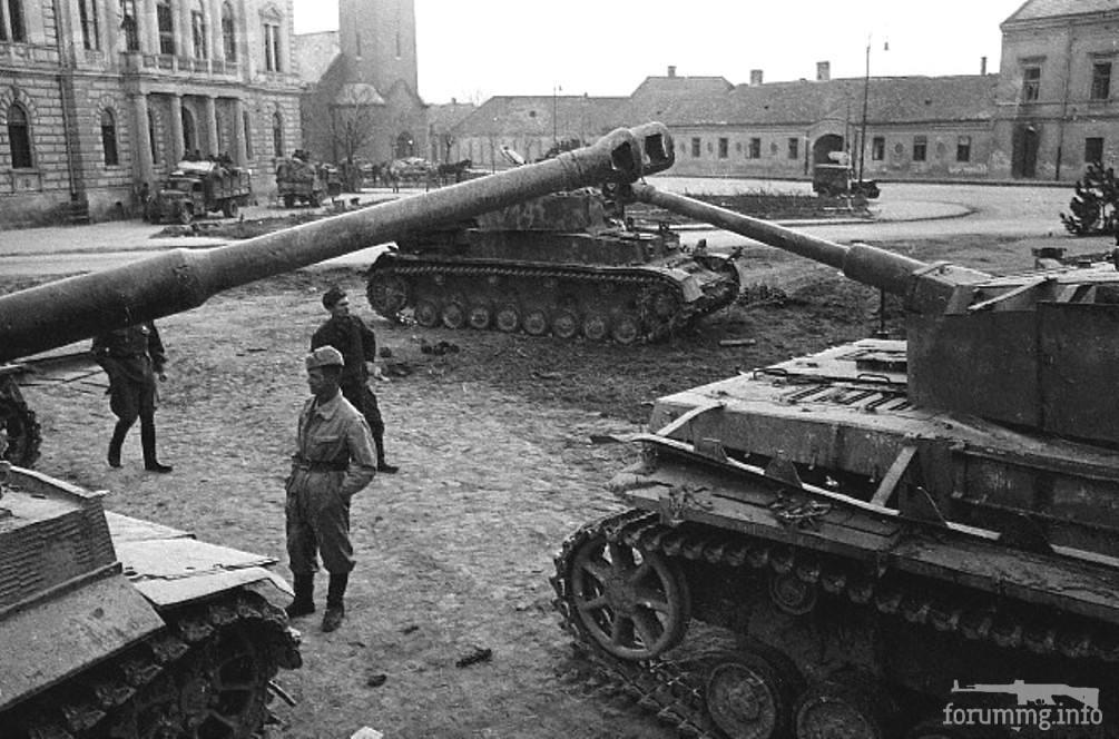 132411 - Военное фото 1941-1945 г.г. Восточный фронт.