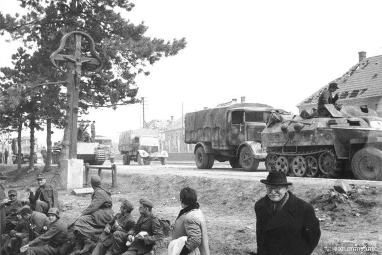 132417 - Военное фото 1941-1945 г.г. Восточный фронт.