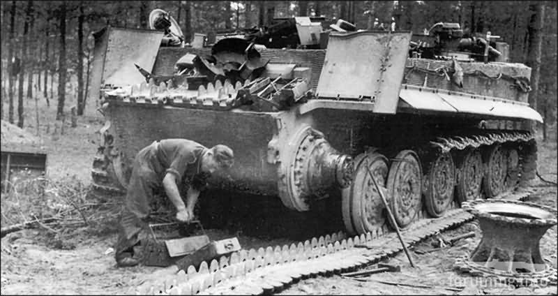 132462 - Achtung Panzer!