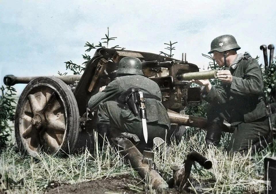 132463 - Немецкая артиллерия второй мировой
