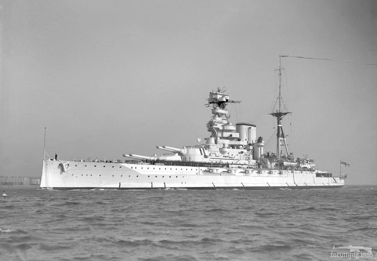 132518 - Броненосцы, дредноуты, линкоры и крейсера Британии