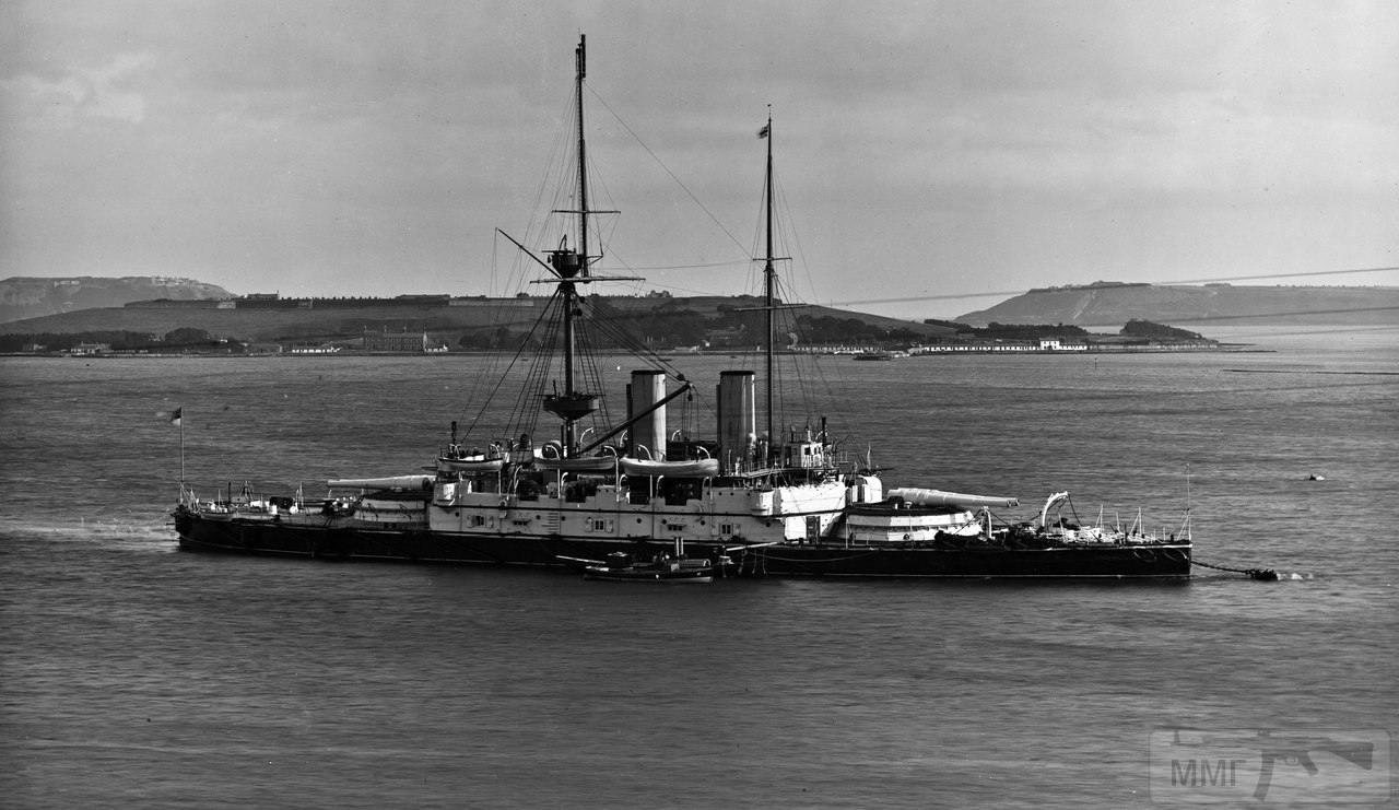 13272 - Броненосцы, дредноуты, линкоры и крейсера Британии