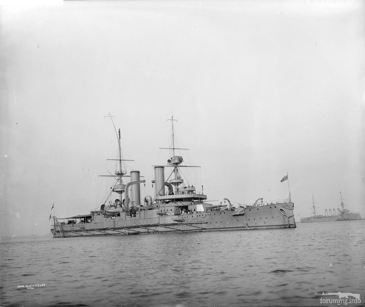 132722 - Броненосцы, дредноуты, линкоры и крейсера Британии