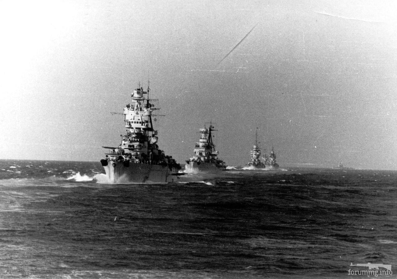 132725 - Regia Marina - Italian Battleships Littorio Class и другие...