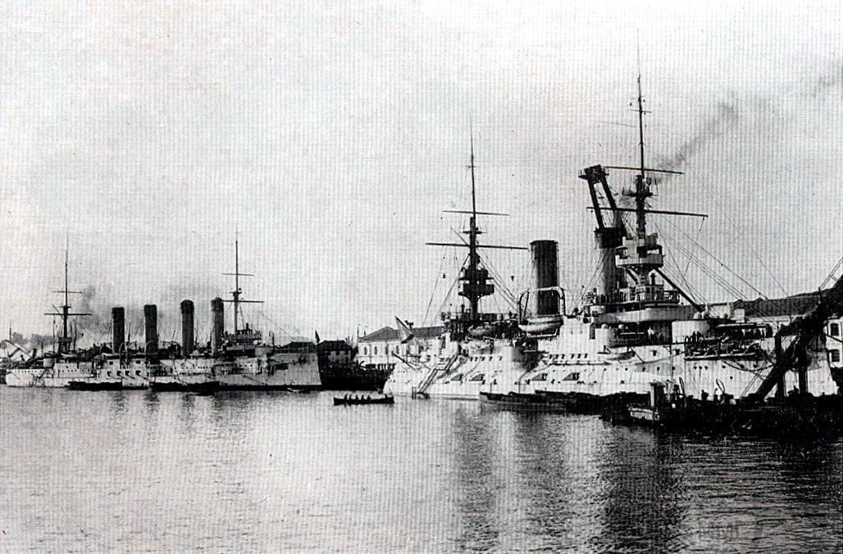 13289 - Паровой флот Российской Империи