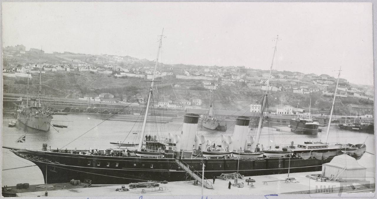 13294 - Паровой флот Российской Империи