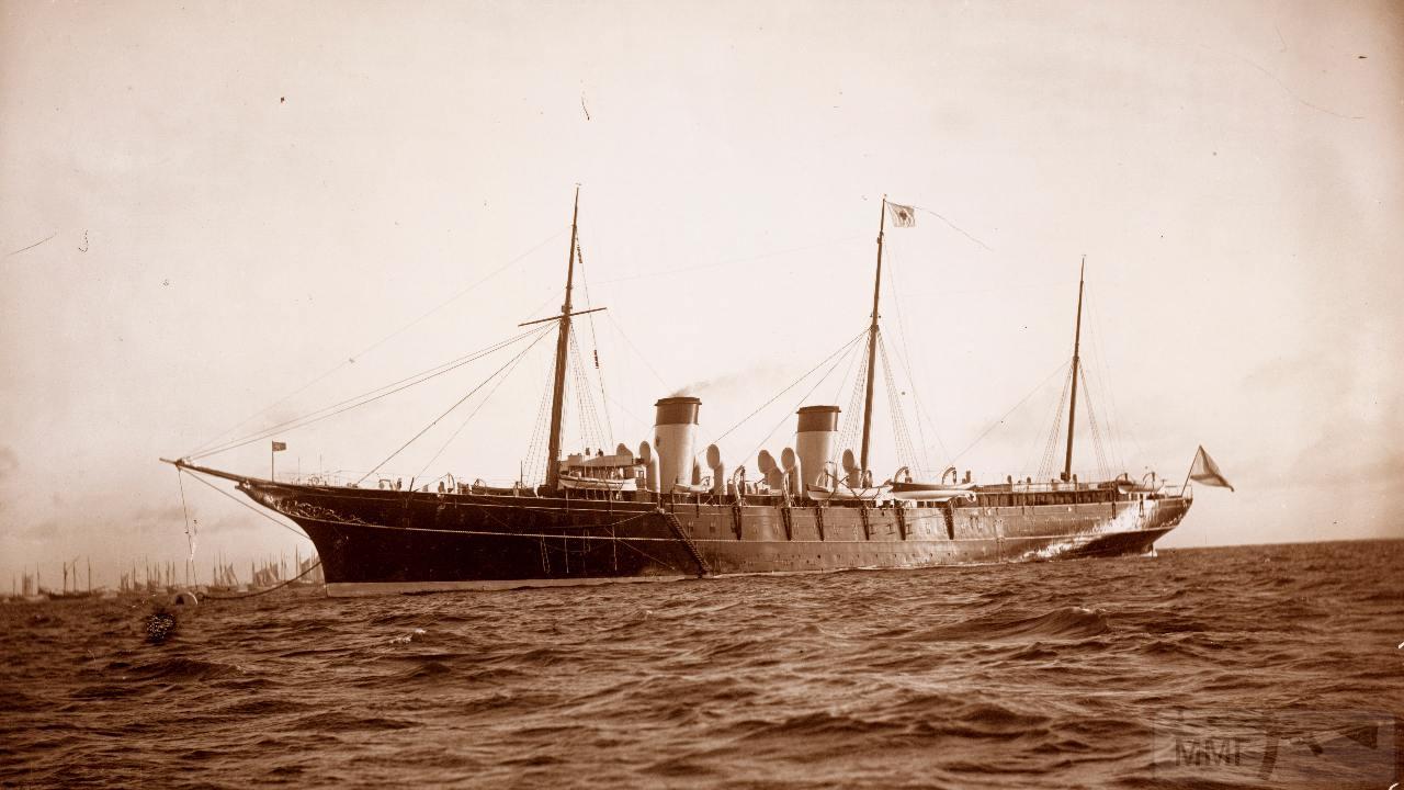 13296 - Паровой флот Российской Империи