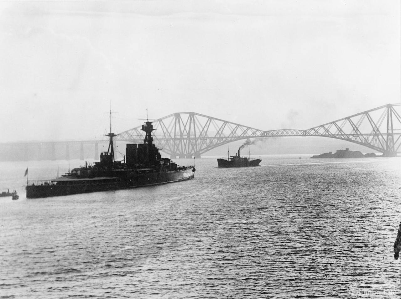 132975 - Броненосцы, дредноуты, линкоры и крейсера Британии