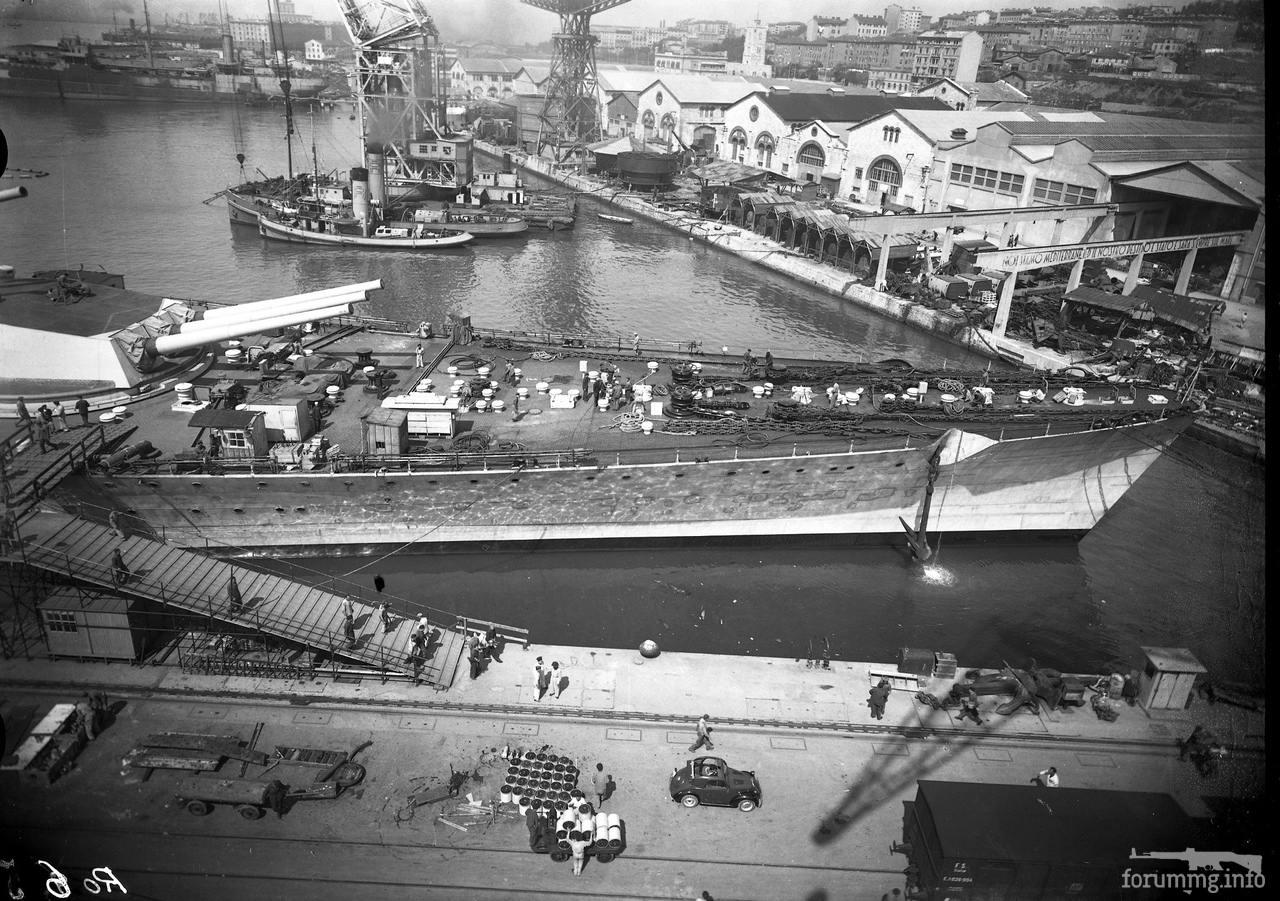 133071 - Regia Marina - Italian Battleships Littorio Class и другие...