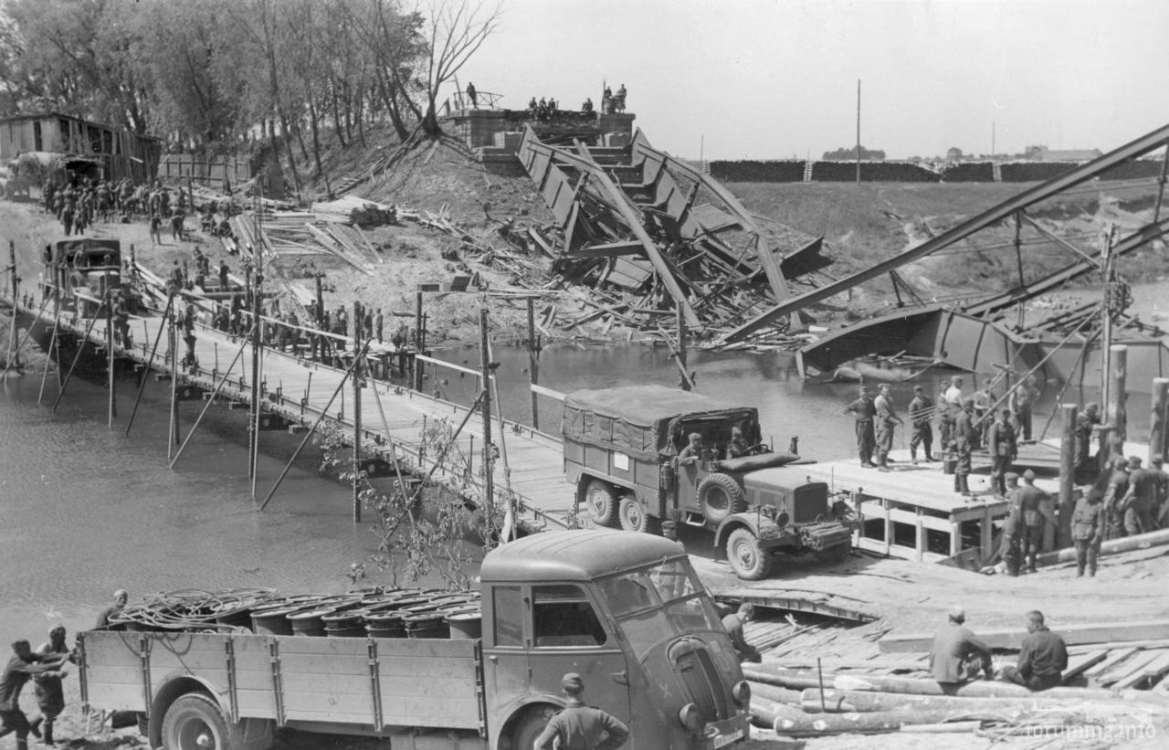 133075 - Лето 1941г,немецкие фото.