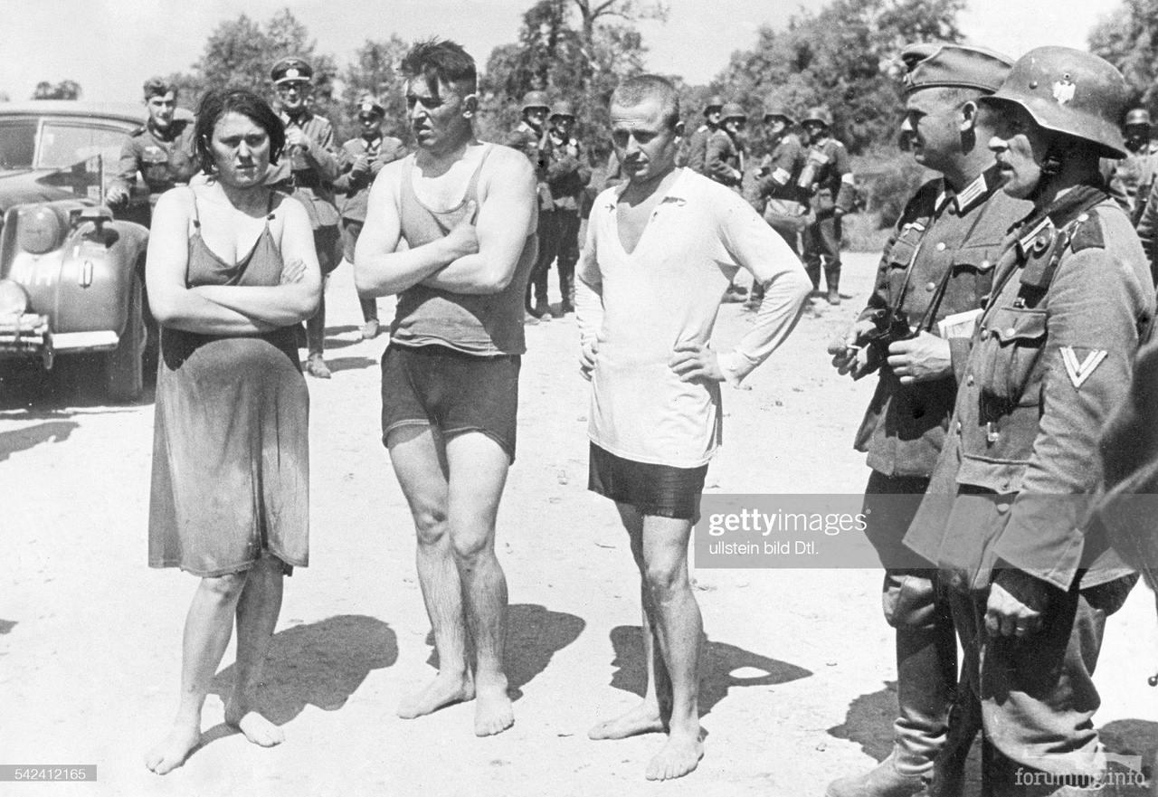 133155 - Лето 1941г,немецкие фото.
