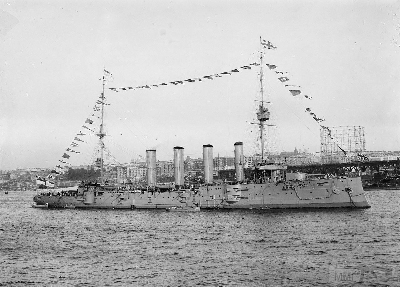 13317 - Броненосцы, дредноуты, линкоры и крейсера Британии
